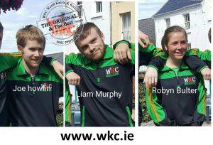WKC Ireland 2016 Brendan Donnelly