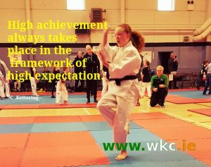 High achievement always takes place in the framework of high expectation C Kettering Mollie Carolan and Brendan Donnelly Photo