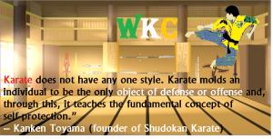 Brendan Donnellu Quote Karate Style