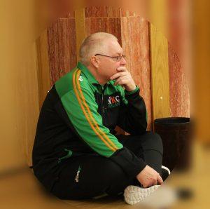 Brendan Donnelly 8th Dan WKC Karate & Kickboxing