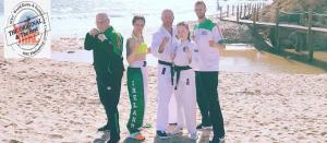 Brendan Donnlly WKC Ireland